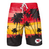 Kansas City Chiefs NFL Mens Sunset Boardshorts (PREORDER - SHIPS LATE JUNE)