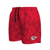 Kansas City Chiefs NFL Mens Color Change-Up Swimming Trunks