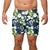 "Los Angeles Rams NFL Mens Floral Slim Fit 5.5"" Swimming Suit Trunks"