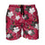 "Arizona Cardinals NFL Mens Hibiscus Slim Fit 5.5"" Swimming Trunks"