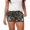 Kansas City Chiefs NFL Womens Clubhouse Camo Shorts