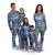 Los Angeles Rams NFL Family Holiday Pajamas