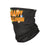 Happy Halloween Light Up Gaiter Scarf