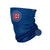 Chicago Cubs MLB Big Logo Waffle Gaiter Scarf (PREORDER - SHIPS LATE OCTOBER)