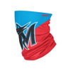 Miami Marlins MLB Big Logo Gaiter Scarf