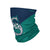 Seattle Mariners MLB Big Logo Gaiter Scarf