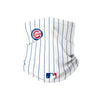 Chicago Cubs MLB  On-Field Gameday Pinstripe Stitched Gaiter Scarf