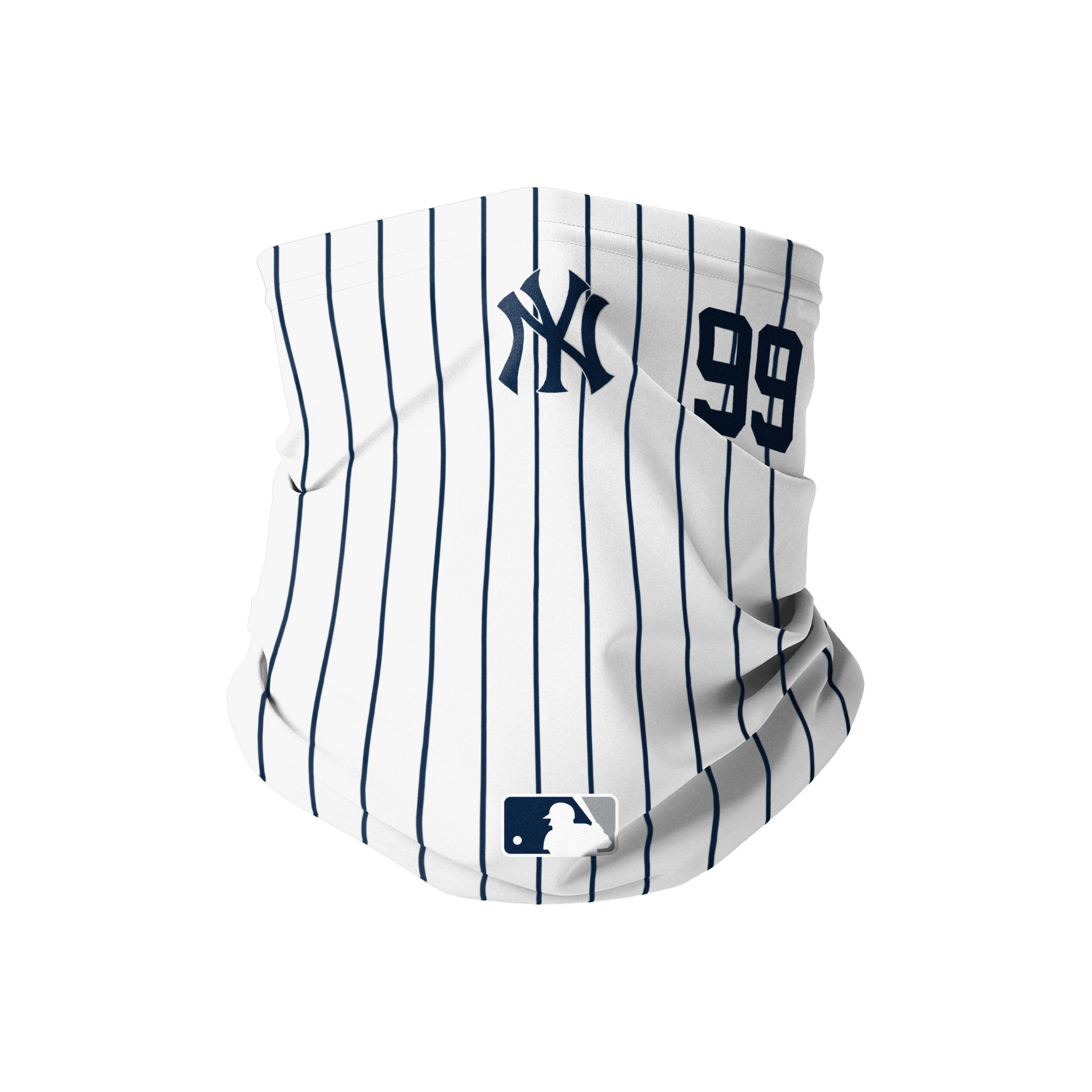 New York Yankees Mlb Aaron Judge On Field Gameday Pinstripe Stitched G