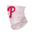 Philadelphia Phillies MLB Gameday Ready Gaiter Scarf