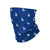 Los Angeles Dodgers MLB Mini Print Logo Gaiter Scarf