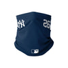 New York Yankees MLB DJ Lemahieu On-Field Gameday Gaiter Scarf