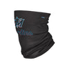 Miami Marlins MLB Team Logo Stitched Gaiter Scarf