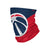 Washington Wizards NBA Big Logo Gaiter Scarf