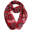 South Carolina Gamecocks NCAA Team Logo Infinity Scarf