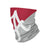 Alabama Crimson Tide NCAA Big Logo Gaiter Scarf