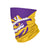 LSU Tigers NCAA Big Logo Gaiter Scarf