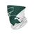 Michigan State Spartans NCAA Big Logo Gaiter Scarf