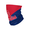 Ole Miss Rebels NCAA Big Logo Gaiter Scarf