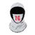 Nebraska Cornhuskers NCAA Heather Grey Big Logo Hooded Gaiter