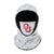 Oklahoma Sooners NCAA Heather Grey Big Logo Hooded Gaiter