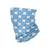 North Carolina Tar Heels NCAA Mini Print Logo Gaiter Scarf