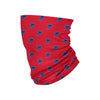 Ole Miss Rebels NCAA Mini Print Logo Gaiter Scarf