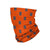 Syracuse Orange NCAA Mini Print Logo Gaiter Scarf
