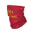 Iowa State Cyclones NCAA Team Logo Stitched Gaiter Scarf