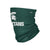 Michigan State Spartans NCAA Team Logo Stitched Gaiter Scarf