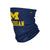 Michigan Wolverines NCAA Team Logo Stitched Gaiter Scarf