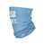 North Carolina Tar Heels NCAA Team Logo Stitched Gaiter Scarf