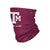 Texas A&M Aggies NCAA Team Logo Stitched Gaiter Scarf