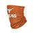 Texas Longhorns NCAA Team Logo Stitched Gaiter Scarf