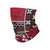 Arkansas Razorbacks NCAA Busy Block Gaiter Scarf