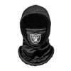 Las Vegas Raiders NFL Black Hooded Gaiter (PREORDER - SHIPS BY 12/10/2020)