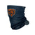 Chicago Bears NFL Big Logo Waffle Gaiter Scarf (PREORDER - SHIPS LATE OCTOBER)
