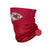 Kansas City Chiefs NFL Big Logo Waffle Gaiter Scarf (PREORDER - SHIPS LATE OCTOBER)