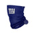 New York Giants NFL Big Logo Waffle Gaiter Scarf