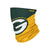 Green Bay Packers NFL Big Logo Gaiter Scarf