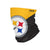 Pittsburgh Steelers NFL Big Logo Gaiter Scarf