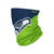 Seattle Seahawks NFL Big Logo Gaiter Scarf