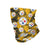 Pittsburgh Steelers NFL Floral UV Gaiter Scarf