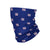 New York Giants NFL Mini Print Logo Gaiter Scarf