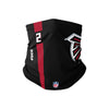 Atlanta Falcons NFL Matt Ryan On-Field Sideline Logo Gaiter Scarf