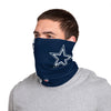 Dallas Cowboys NFL Ezekiel Elliott On-Field Sideline Logo Gaiter Scarf