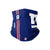 New York Giants NFL Daniel Jones On-Field Sideline Logo Gaiter Scarf