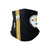Pittsburgh Steelers NFL On-Field Sideline Logo Gaiter Scarf