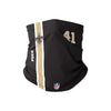 New Orleans Saints NFL Alvin Kamara On-Field Sideline Gaiter Scarf