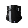 Las Vegas Raiders NFL Josh Jacobs On-Field Sideline Gaiter Scarf