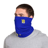 Los Angeles Rams NFL Cooper Kupp On-Field Sideline Gaiter Scarf